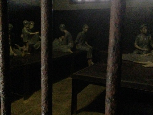 Female Cell with Children -Prision