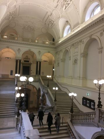 University of Wien- Hallway