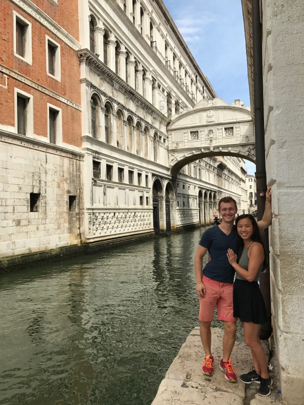 San Marco- Bridge of Sighs