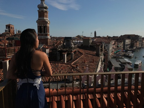 Free Rooftop View