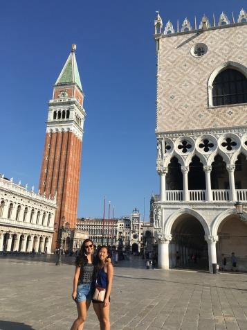 San Marco with Diem Mi