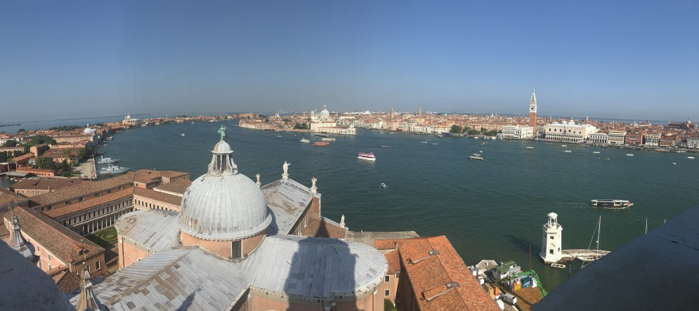 View from San Giorgio